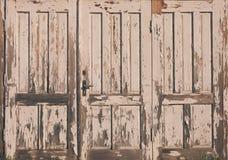 stare drzwi obrazy stock