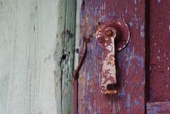stare drzwi Obraz Royalty Free