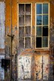 stare drzwi Zdjęcie Royalty Free