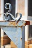 stare drzwi Fotografia Stock