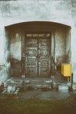 stare drzwi Obraz Stock