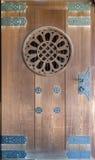 stare drzwi drewniane fotografia stock