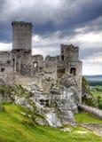 stare Europe grodowe ruiny Poland Zdjęcie Royalty Free