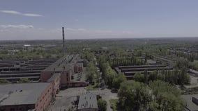 Stare fabryki zdjęcie wideo