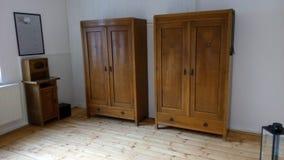 Stare garderoby Zdjęcie Stock