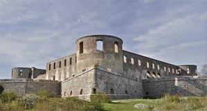 Stare Grodowe Ruiny Zdjęcie Royalty Free