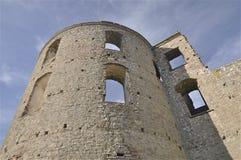 Stare Grodowe Ruiny Zdjęcia Royalty Free