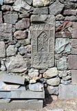 Stare headstone Fotografia Royalty Free