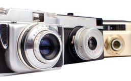 Stare kamery Zdjęcie Royalty Free