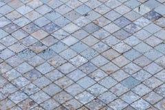 Stare kamienne dachowe płytki obraz stock