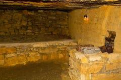 Stare katakumby Odessa Obraz Royalty Free