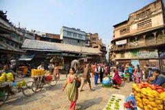 Stare Kathmandu ulicy Obraz Royalty Free