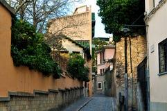 Stare konserwować ulicy zdjęcia stock