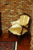 stare krzesło Zdjęcia Stock