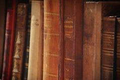 Stare książki Zdjęcie Stock