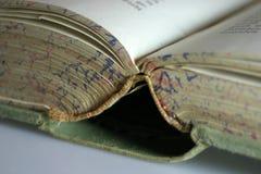stare książki Obrazy Stock