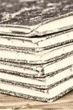 Stare księgi główne Obrazy Stock
