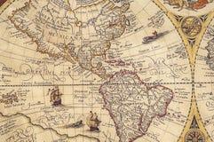 Stare mapy obraz royalty free