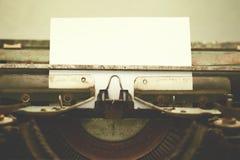 stare maszyny do pisania zdjęcie royalty free