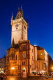 Stare Mesto altes Rathaus, Prag Lizenzfreies Stockbild