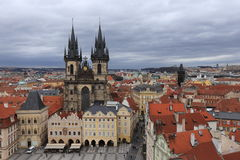 Stare Mesto (Old Town), Prague, Czech Republic Stock Photos