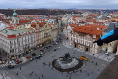 Stare Mesto (Old Town), Prague, Czech Republic Stock Photo