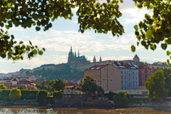 Stare Mesto (Old Town) view, Prague Stock Photos