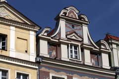 stare miasto Zdjęcie Royalty Free