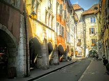stare miasto Zdjęcie Stock
