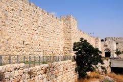 Stare miasto ściany Zdjęcie Royalty Free