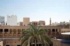 stare miasto Dubaju obrazy royalty free
