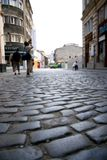 stare miasto fotografa uliczna pracy Zdjęcie Royalty Free