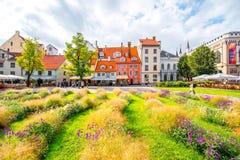 stare miasto Riga Obraz Stock