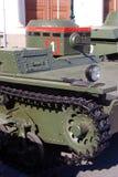 Stare militarne maszyny pokazywać w Moskwa centrum miasta, Manege zdjęcia royalty free
