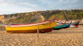 Stare mod łodzie rybackie zdjęcia stock