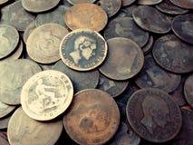 stare monety obraz royalty free