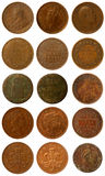 Stare monety Fotografia Stock