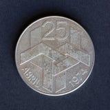 Stare monety 250 osłony Fotografia Stock