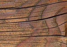 Stare Naturalne Drewniane Tekstury obraz stock