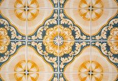 stare ornamentacyjne płytki obraz royalty free