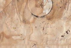 Stare papierowe tekstury - perfect tło z przestrzenią zdjęcia royalty free