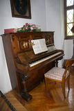 stare pianino Zdjęcie Royalty Free