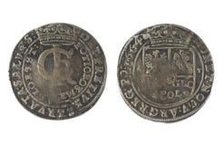 stare pieniądze metal monety Fotografia Royalty Free