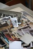 Stare pocztówki obrazy royalty free