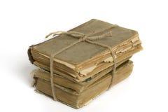 Stare podławe książki Fotografia Stock