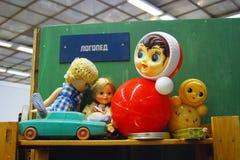 Stare rosjanin zabawki Obrazy Stock