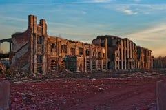 Stare ruiny obraz stock