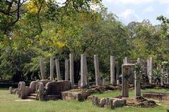 Stare ruiny Fotografia Stock