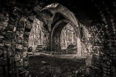 Stare ruiny Fotografia Royalty Free