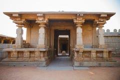 Stare ruiny Hampi, Karnataka Obrazy Royalty Free